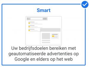google ads tip 1 slimme campagnes